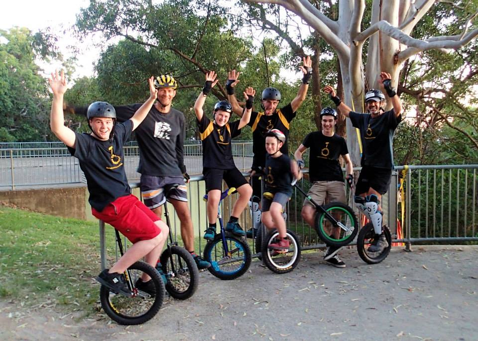 Sunshine Unicycles